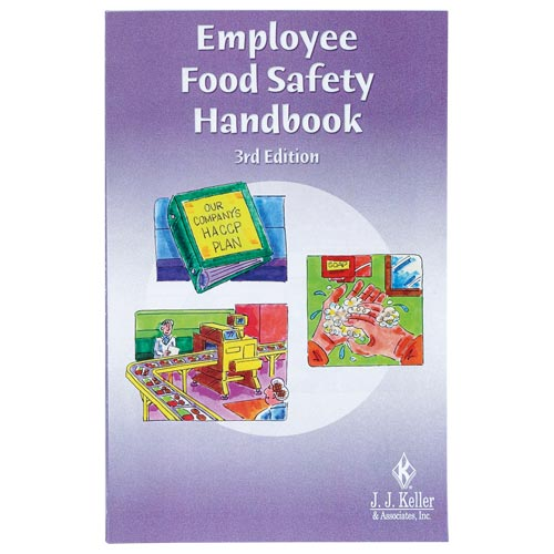 Employee Food Safety Handbook - 4th Edition